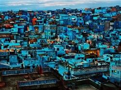 """""""Thành phố xanh"""" giữa lòng sa mạc Ấn Độ"""